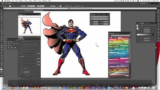 Adobe Illustrator Comprehensive Training
