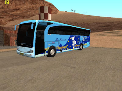 mod bus satriashare for android