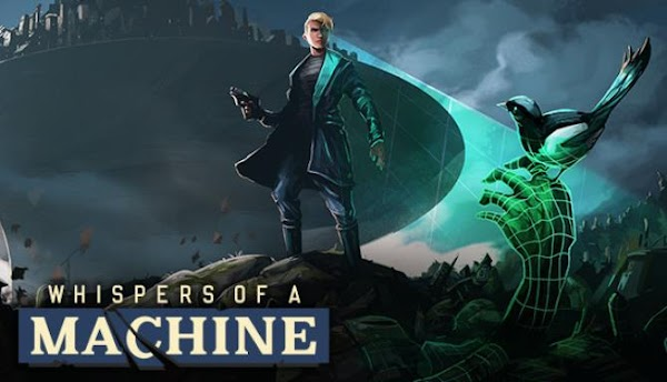 Whispers of a Machine 1.0.0 APK+ Data for Android