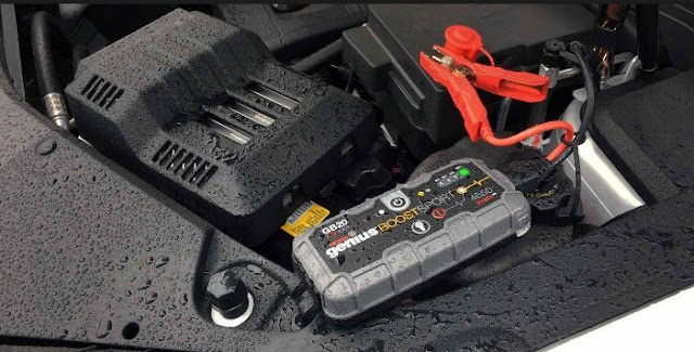 Jump Starter And Battery Pack