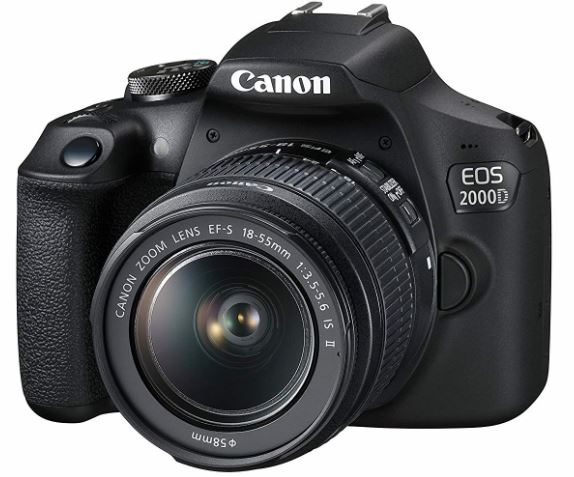 Canon Camera News 2020 Canon Eos 2000d Rebel T7 Links To