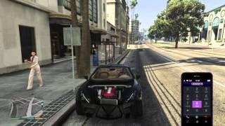 ـصليح السيارة في جراند 5