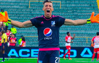 Nicolás Vikonis se marcha para el fútbol mexicano