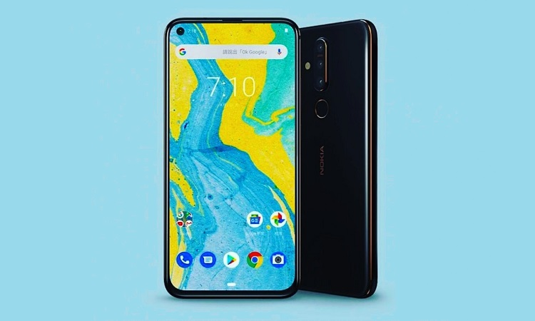 Nokia X71 Now Official