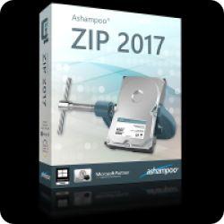تحميل ASHAMPOO ZIP 2017 برنامج ضغط الملفات يدعم اكثر من 60  تنسيقات الأرشيف مع كود التفعل free key