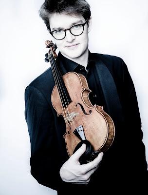 Hugo Ticciati (Photo Marco Borggreve)