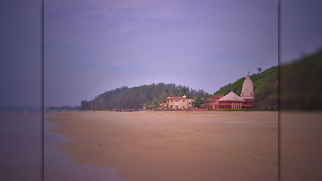 Ganpatipule Beach - Famous Sea Beach of Maharashtra