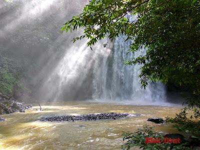 Air Terjun Madai Tempat Menarik Di Lahad Datu