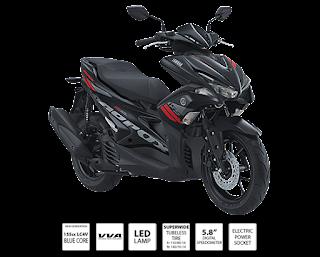 Yamaha Aerox VVA - Sugi Yamaha