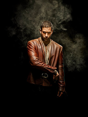 Image of Oliver Jackson-Cohen in Emerald City Series (105)