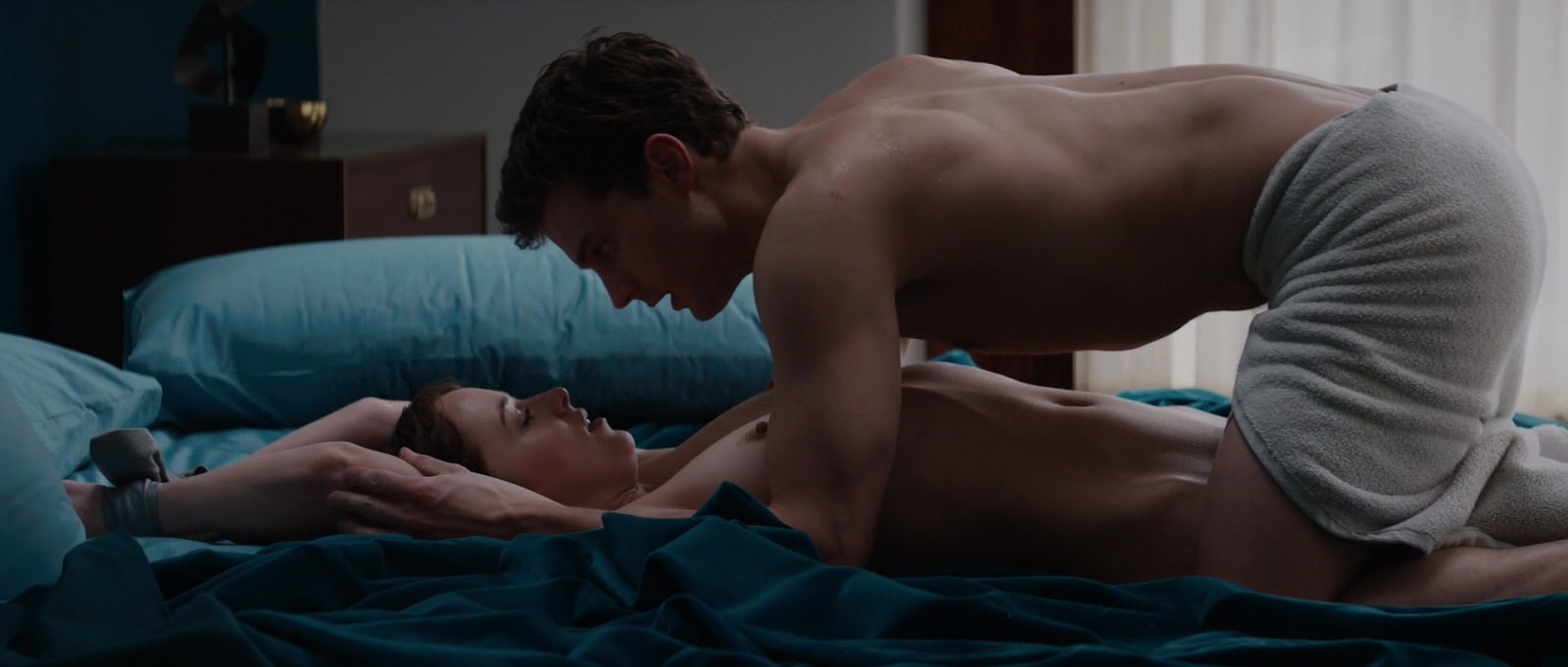 Why you shouldn't copy the sex scenes in fifty shades