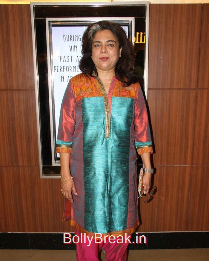 Reema Laago, Celebs at 'Coffee Ani Barach Kahi' Premiere Photo Gallery