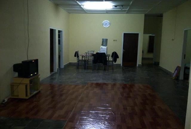 Ruang Tamu MMM Guest House Belitung