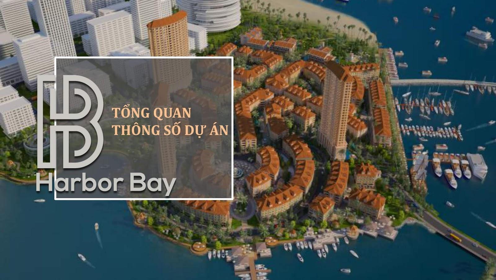 Tổng quan dự án Harbor Bay