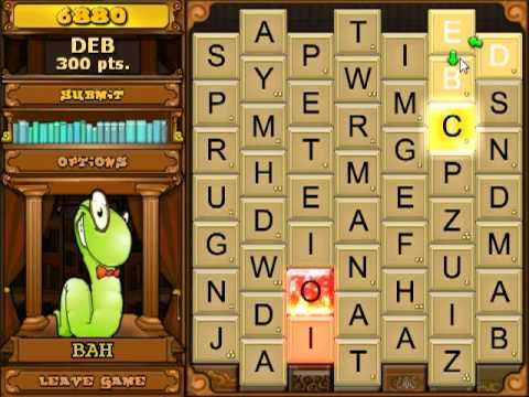 Bookworm Deluxe Full Game