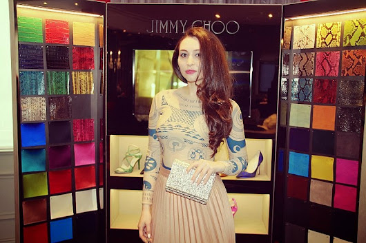 EDILOVA: DESIGN YOUR OWN JIMMY CHOO´S - MADE TO MEASURE