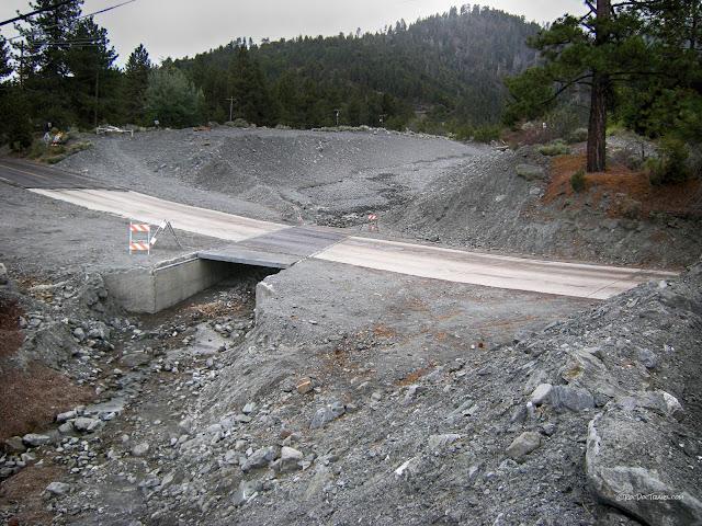San Andreas fault California geology field trip travel copyright RocDocTravel.com