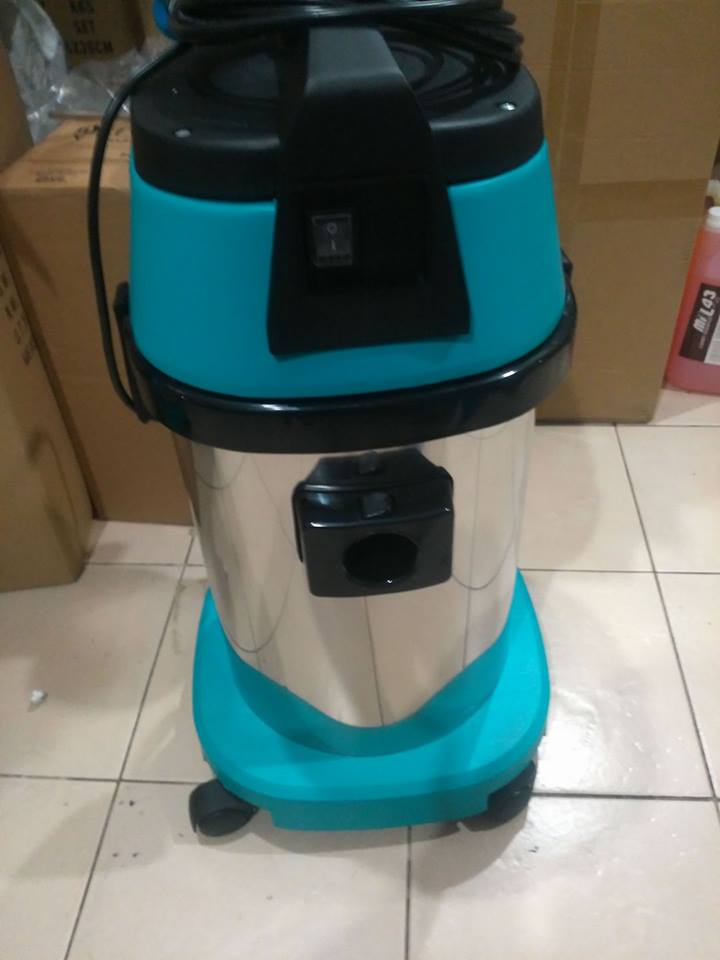 vacuum wet and dry 30 liter second