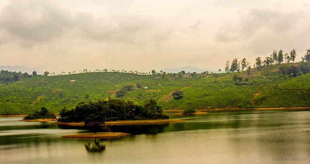 View from Sollaiyar dam