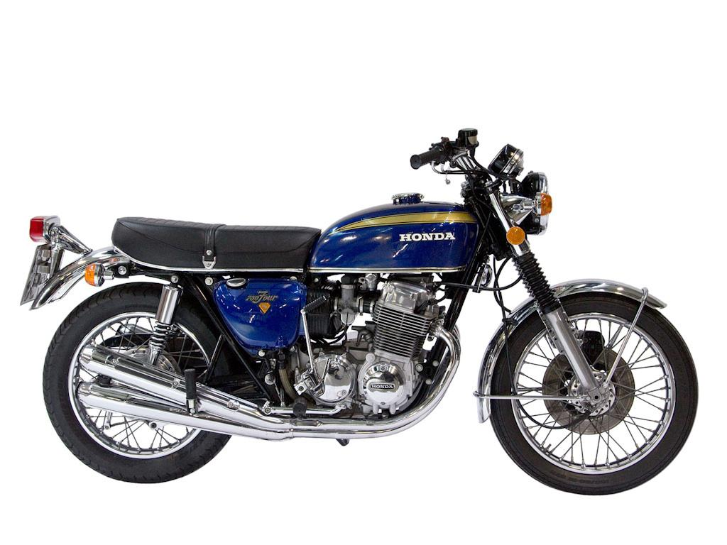 rm style moto passion 1972 honda cb 750 four k2. Black Bedroom Furniture Sets. Home Design Ideas