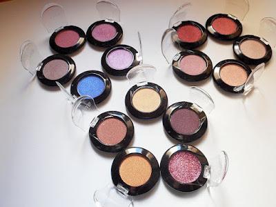 Más Sombras Wynie, ¡por favor! Glitter, Metallic, Satin, Shimmer, y Shine