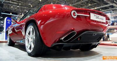 Disco Volante Spyder