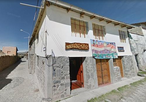 Museo Wawamarca