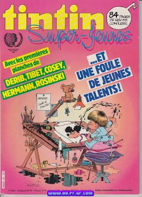 Tintin super jeunes, Tome 30