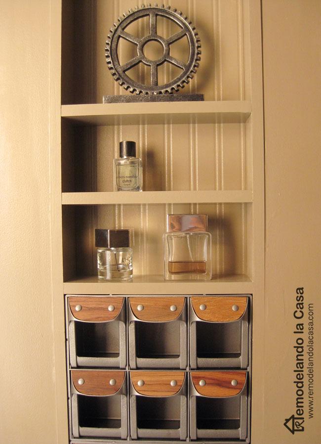 Diy Between The Studs Shelf Closet Makeover Part 2