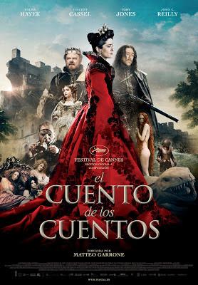 Cartel: El cuento de los cuentos (2015)