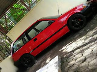 DIJUAL CEPAT Civic Wonder 2 Pintu sb3 thn 84 Harga Dibawah 20 Juta