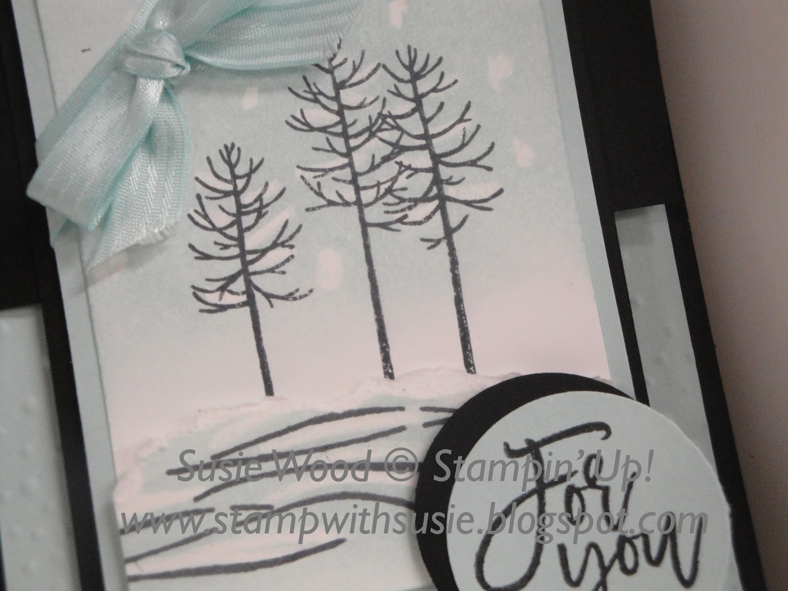 Stamp with Susie: Stampin\' Up!- \'Thoughtful Branches\'!