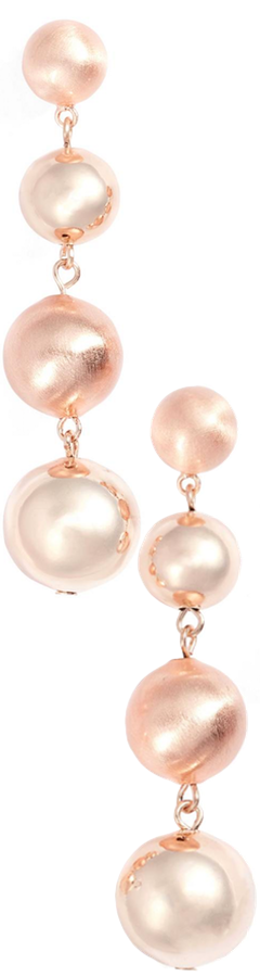 Rebecca Minkoff Statement Drop Earrings