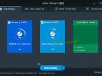 IObit Smart Defrag v5.7.1.1150 Terbaru Pro Key