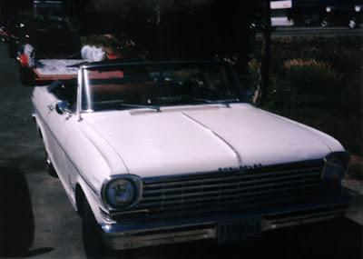 1963 Chevrolet Chevy II Nova 400 Convertible