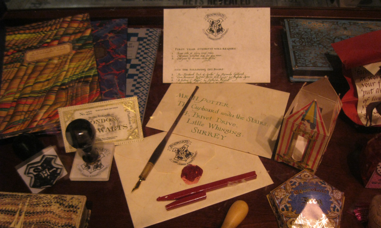 MinaLima Graphic Design Harry Potter films