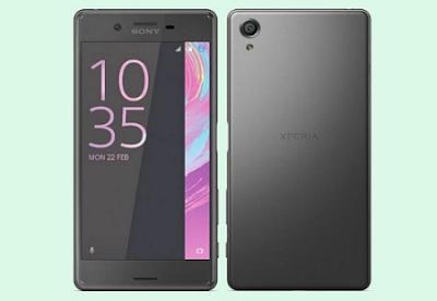 Sony Xperia XA Ultra JPEG