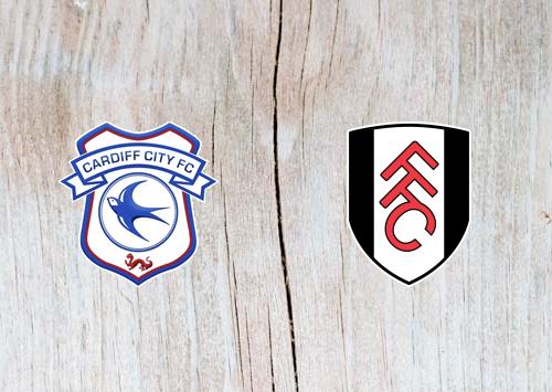 Cardiff vs Fulham - Highlights 20 October 2018