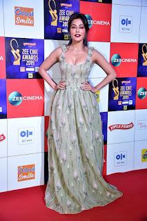 Shama Sikander At Zee Cine Awards 2019