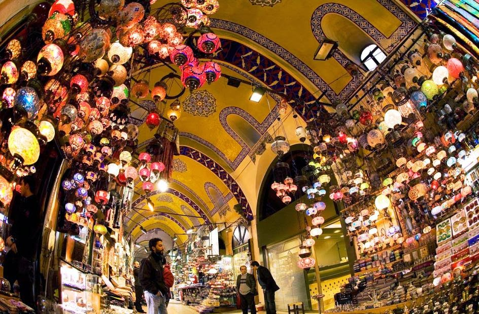 Grande Bazar de Istambul