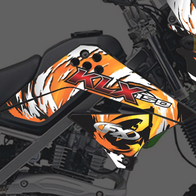 KLX Factory Racing 02
