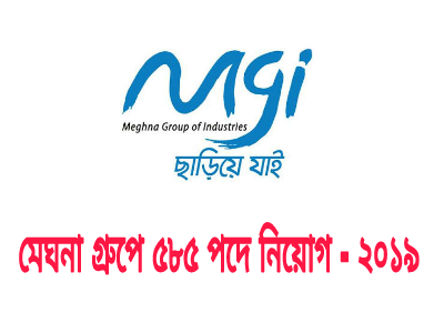 Job circular in Meghna Group | 585 people recruited | Blogs71