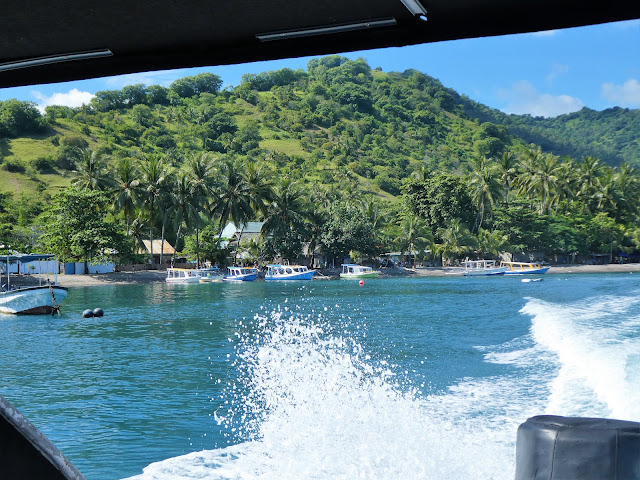resa från Lombok till Gili Air
