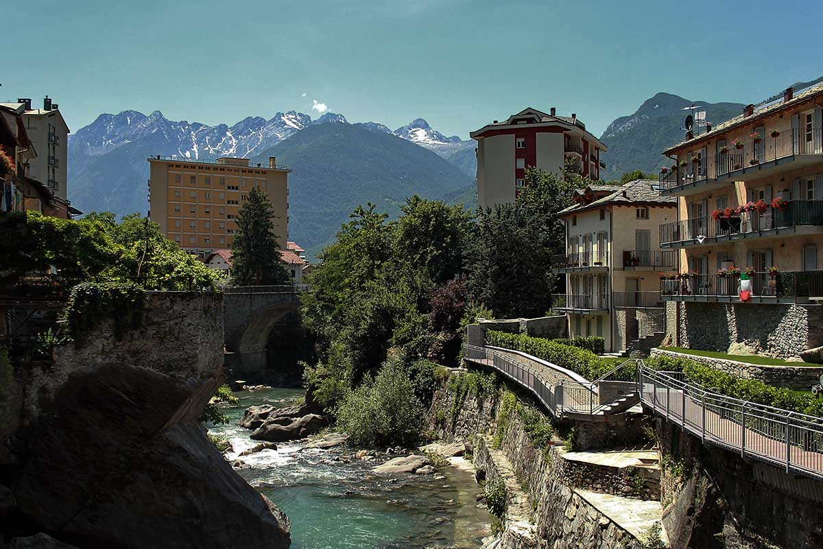 Chiavenna | Cidade da Itália