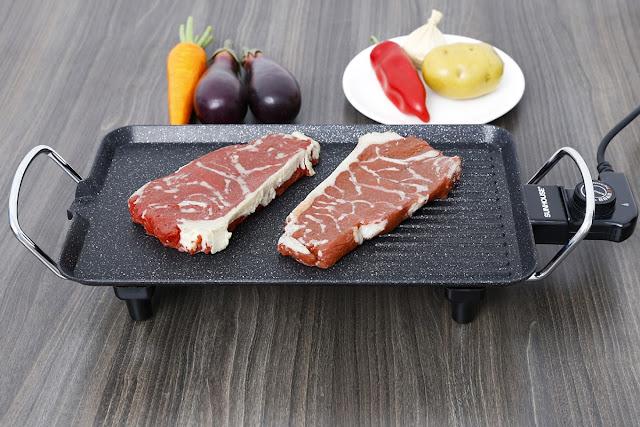 Top 2 bếp nướng điện cho những người thích ăn lẩu nướng