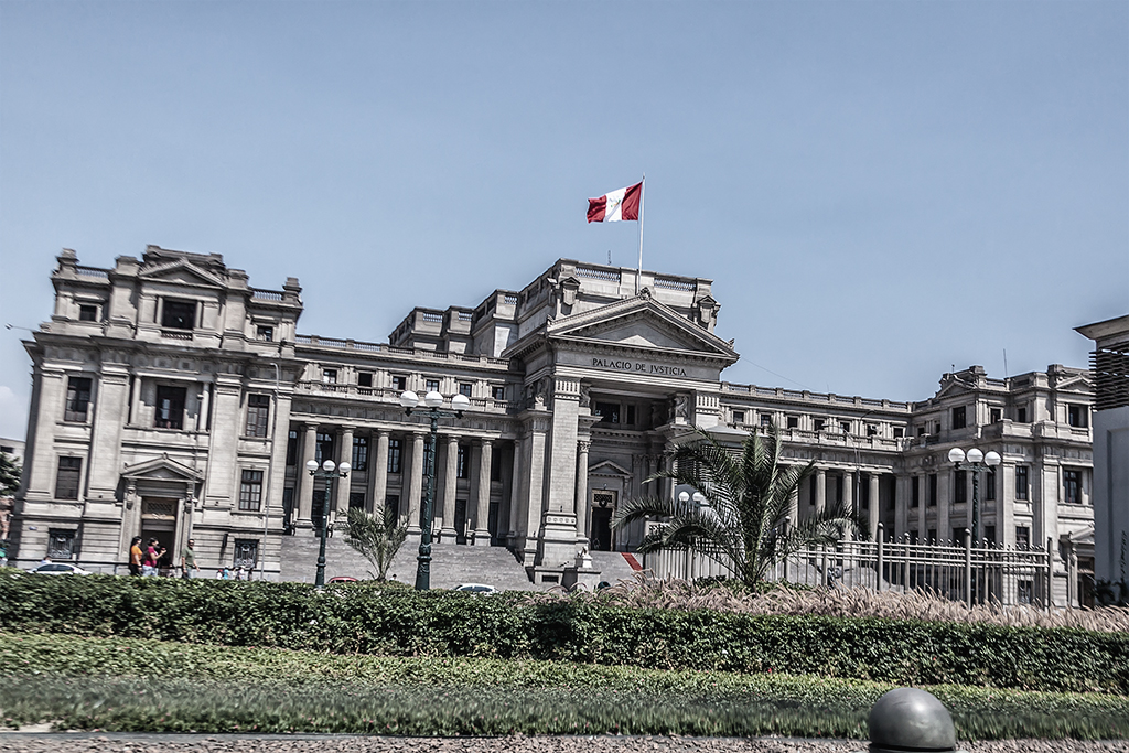 Palacio de Justicia de Lima, Perú