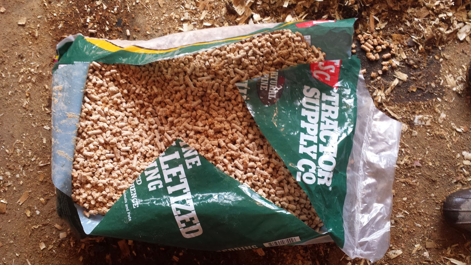 f608ff7ac On April 7 of this year I voiced some thoughts about the pros and cons of  pellet bedding. I have found that where I live (southeastern Michigan)  there s a ...