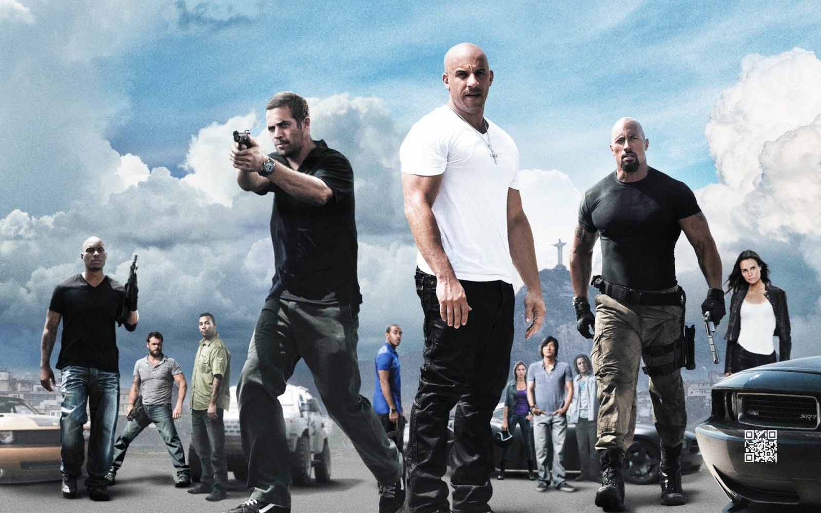 Fast And Furious Movie Series Fast Five