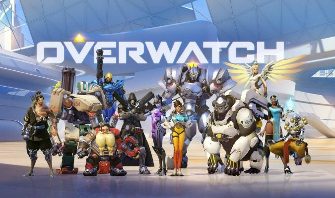 Game FPS untuk Komputer (PC) - Overwatch