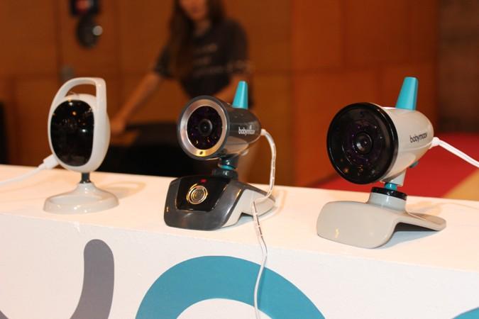 Nuevas cámaras vigilabebés de Babymoov